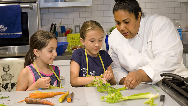 kids in the kitchen with chef ada chandler (ages 7-11) :: easton